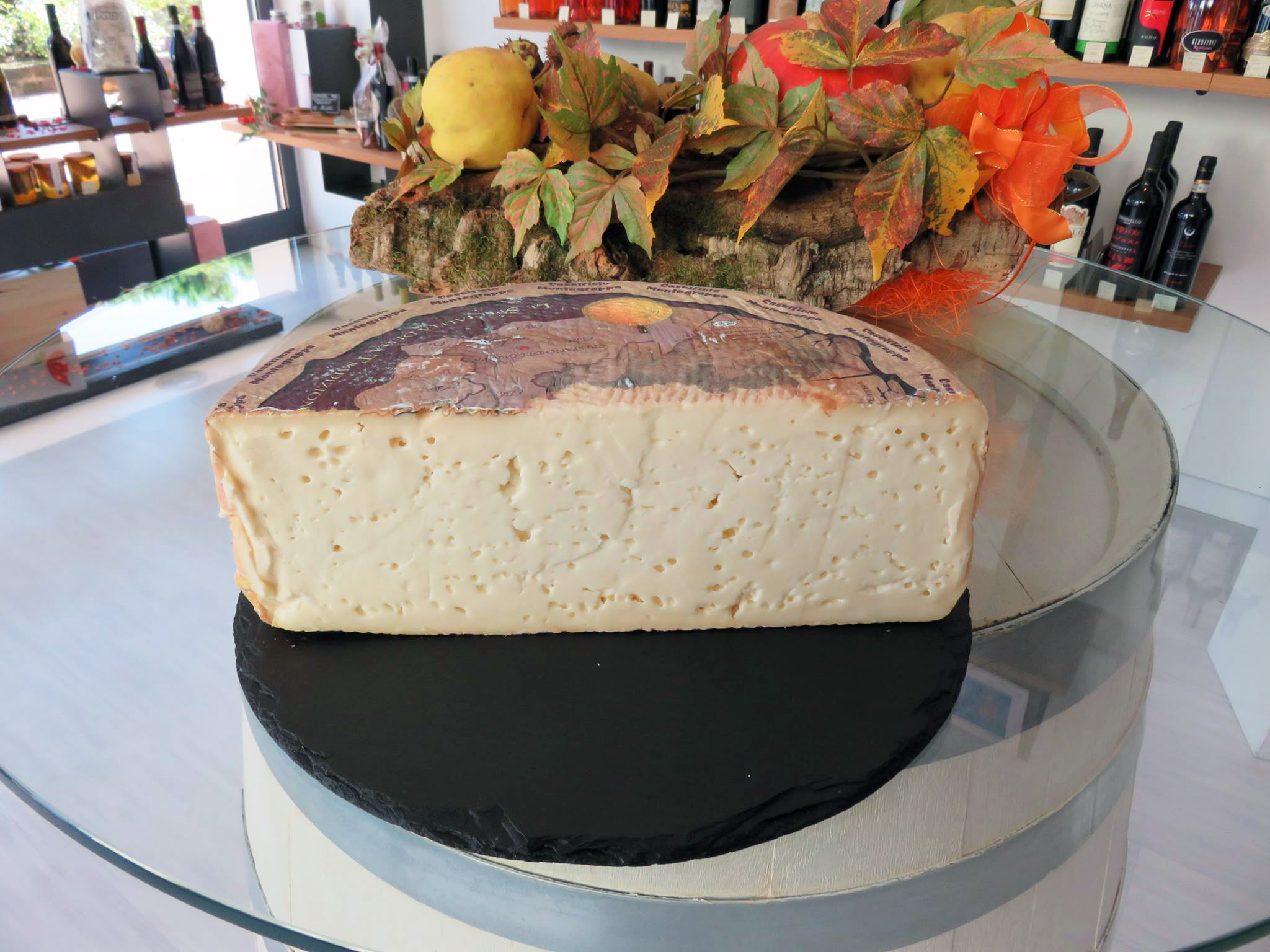 formaggio spaccio